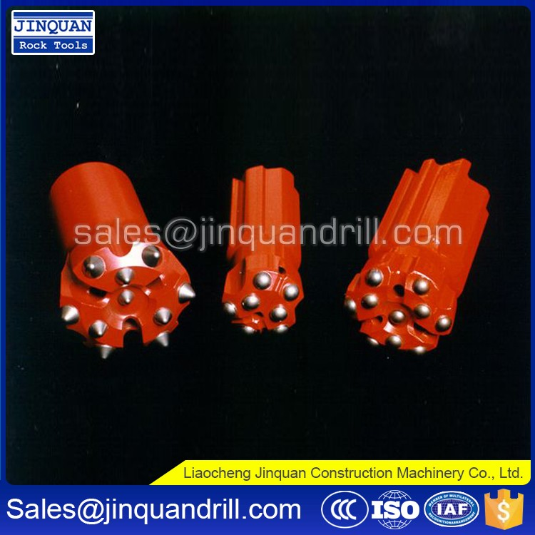 Professional supplier of hollow drill bit , drill bit making machine in China