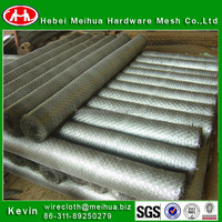 high quality hot sale expanded metal walkway mesh (ISO 9001 factory)