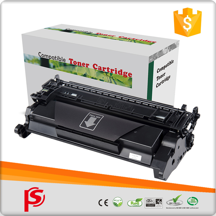 Toner cartridge CF287A CF287X for hp 287 A cartridge