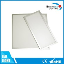 40w Cool white external driver 60x60 cm led panel lighting