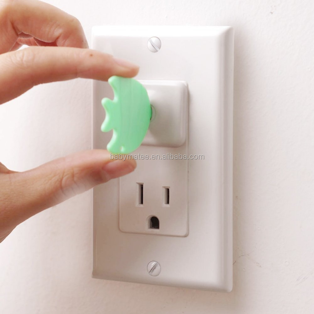 baby mate child safety plug socket covers/electric outlet cover/plug protector baby