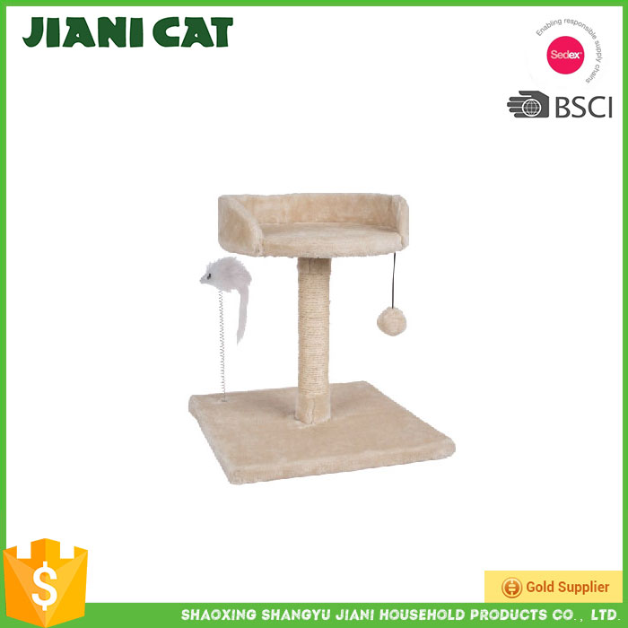Hot Selling Good Reputation High Quality pet supply of cat scratcher