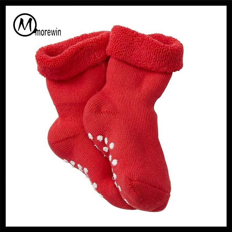 Morewin Fashion Cute Baby Boy Girl Newborn Infant Winter Boots Crib Sock Booties Shoes