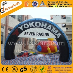 Advertising giant arches inflatables F5019