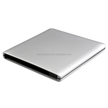 Aluminium USB3.0 usb bluray External DVD Burner Drive for laptops