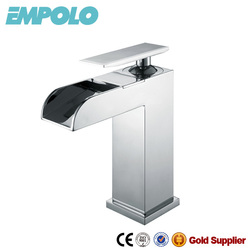 Luxury Single Lever High Waterfall Basin Mixer, Basin Faucet, Basin Taps 81 1102