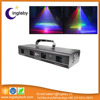 2016 new trendy products 330mw RGBY DMX512 christmas decoration fashion show 4 lens beam light
