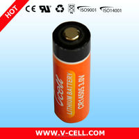 High quality AA size 3V 2000mAh Lithium primary battery CR14505H