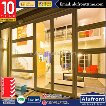 Australia and US certified aluminium casement door