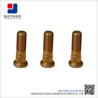 Stainless Steel Stud Bolts,Truck Wheel Bolt and Nut