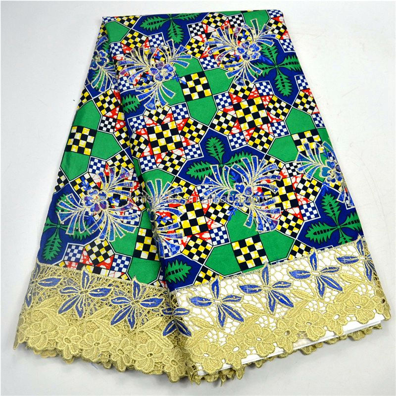 Cheap African Guipure French Net Lace Fabric Nigerian Lace Ankara African Wax Print Fabric 0828