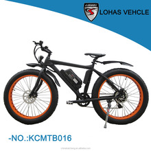 500w 48v fat hummer electric motor bike electrical fatbike 8fun rear motor KCMTB016