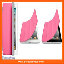 Smart cover case for iPad,foldable case,laptop cover for Apple iPad