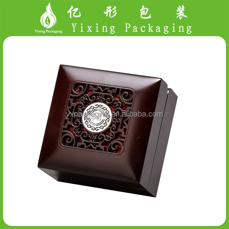Hot ! Lazer engraving wooden box for perfium Fragrance wooden box