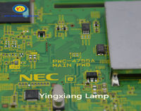 New Projector Main board / PCB Board For NEC M230 / M260X