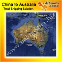 alibaba express Shenzhen China to Mlebourne Australia