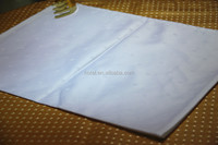 custom white cotton jacquard table napkin for hotel &wedding
