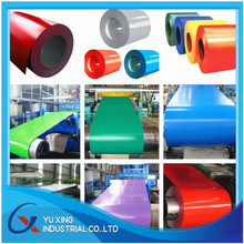 Cold Hot rolled GI steel coil/PPGI/PPGL color coated galvanized steel sheet in coil