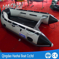(CE)3.6m 6 person pvc fishing inflatable rubber boat