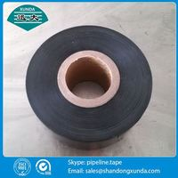 high peel strength pipeline wrapping tape for buried pipe