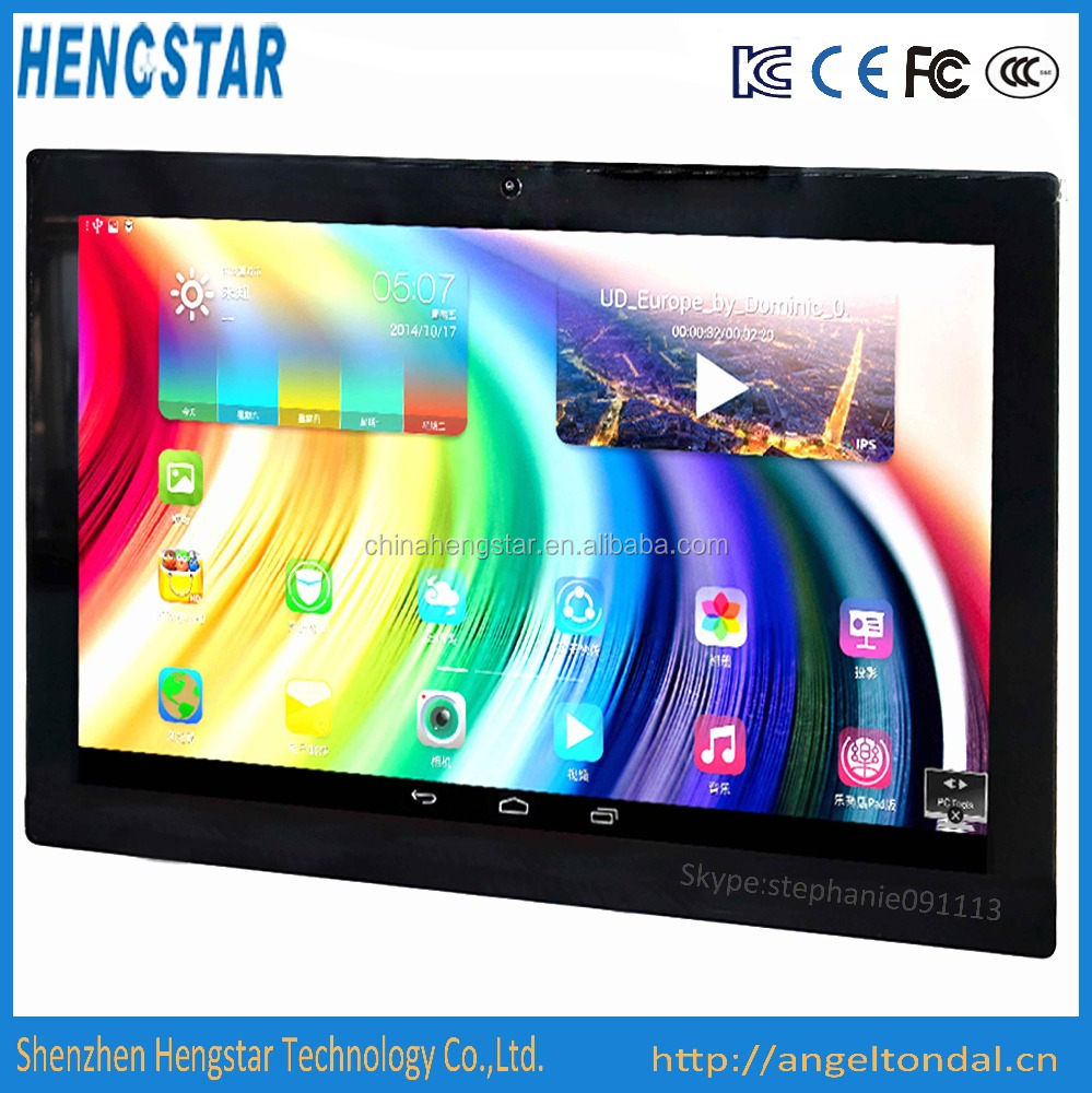 Wholesale 21.5'' LED Industrial Grade Touch Screen android Tablets