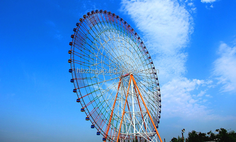 new design large amusement park thrilling flying type ride for sale