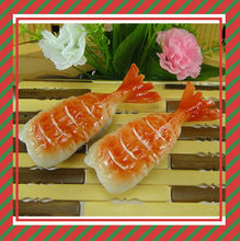 Realistic Sushi Fake Shrimp Model Japanese Cuisine Food Model