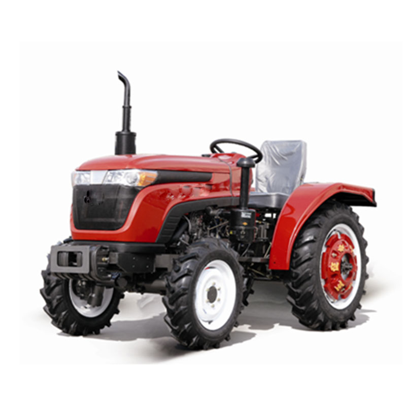 hot sale wheeled agricultural tractor