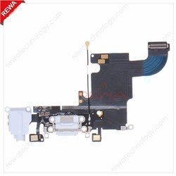 Complete Dock Connector Flex Cable Assembly for iPhone 6s