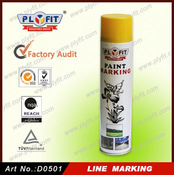 Fast Dry Field Line Spot Marking Spray Paint