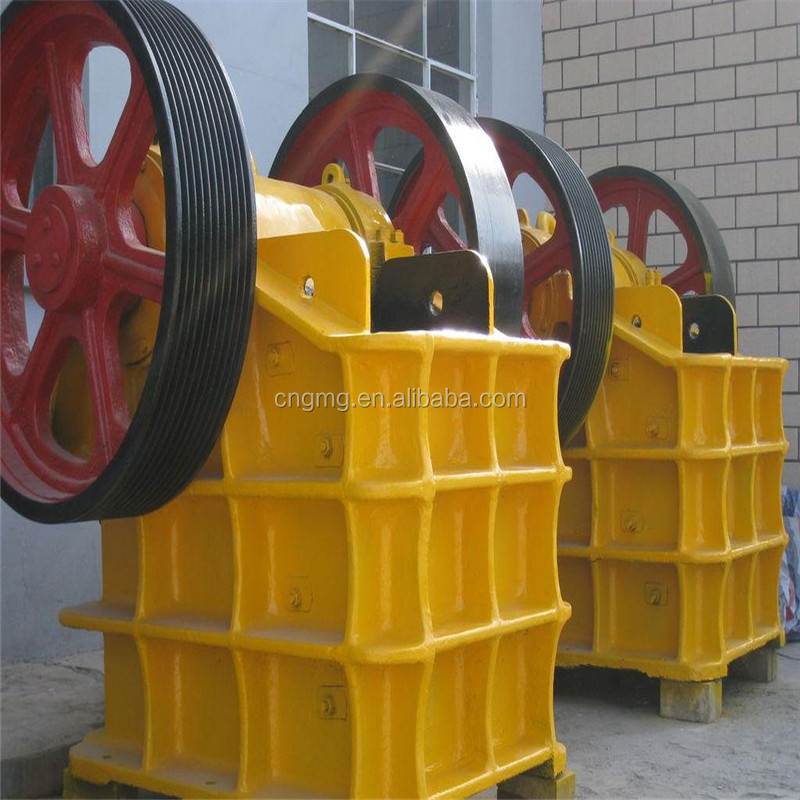 100 TPH PE series Granite Stone Jaw Crusher
