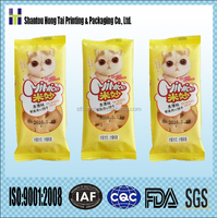 custom printed bopp plastic packaging bag for food/snacks/biscuit/crackers/cookies