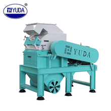 YUDA Multi-purpose wood rice husk grinding machine wood hammer mill