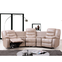 Luxury Living Room Home Theater Power Reclining Sofa <strong>Modern</strong>, Sofa Power Recliner, Recliner Couch