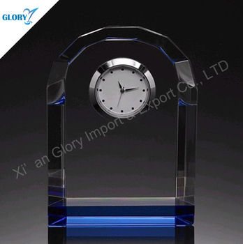 Cheap Quality Clock Crystal Trophy Replica