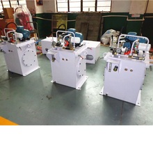 Quality Guaranteed factory supply Customized power pack unit hydraulic electric pump