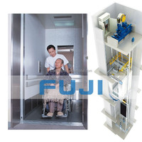 FUJI Safety Disabled Elevator lift with Japan technology