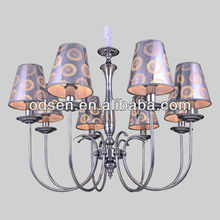 decorative indoor chandelier electrical light parts