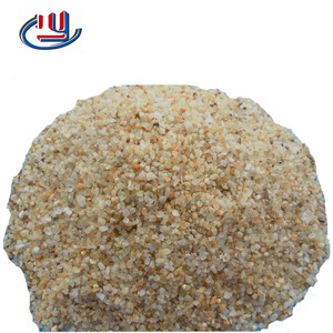 filter sand quartz sand silica sand for water filtration filter media water treatment