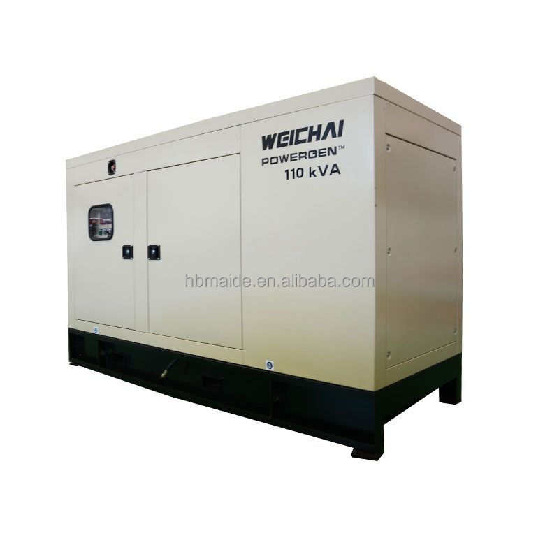 factory price AC single phase chinese made generator