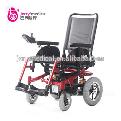 disability fitness equipment electric elevating legrest wheelchair