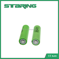 Good price New style 2250Mah 3.6V Lithium cgr18650cg 18650 3.7v battery cell 18650 battery