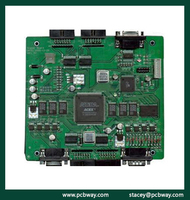 pcba prototype rigid and flexible printed circuit board assembly