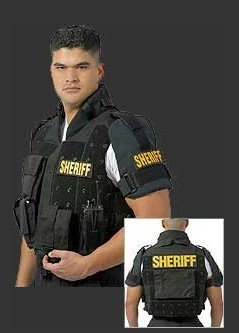 Gladiator Bullet Proof Vest