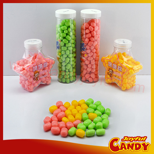 Mini Crispy Colorful Polished Marshmallow Candy Sweet