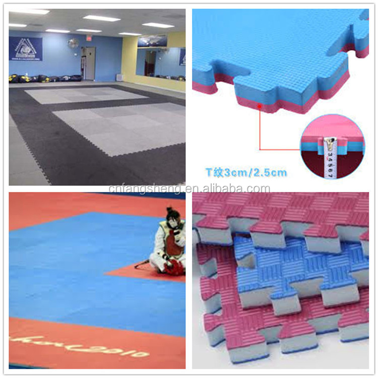 2016 high quality used wrestling mats for sale gymnastics mat eva for wholesales