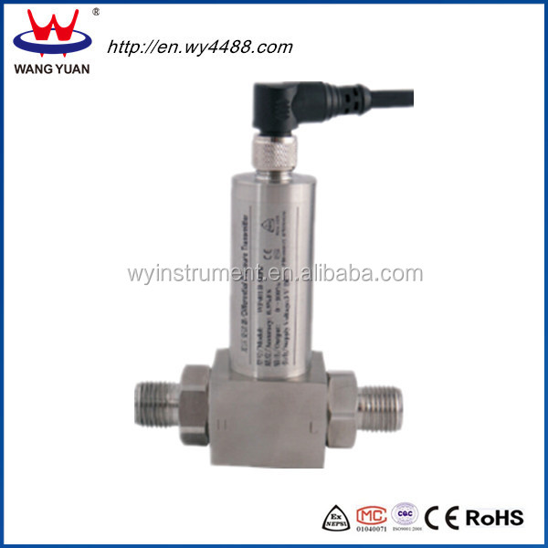 LOW PRESSURE Digital output Differential Pressure Transmitter