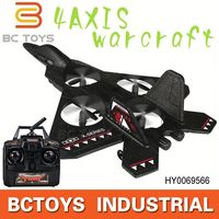 Hot sale! X31 2.4G 4ch warcraft model plane rc jet light sport aircraft for sale HY0069566
