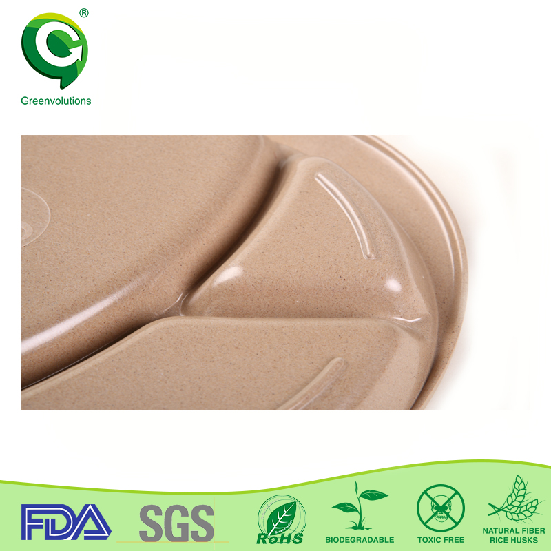 eco-friendly biodegradable cheap charger 12 inch dinner plates wholesale