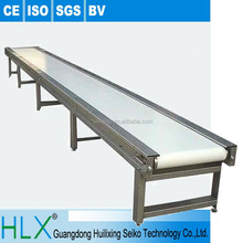 Black/Green/White reinfored rubber conveyor belt for conveyor machinery with cheap price